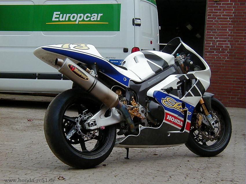 Honda 1000 VTR  SP1 / SP2 (RC51) - Page 5 Christians_Bike_1